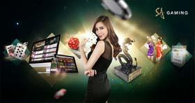 คาสิโนออนไลน์ Sa Gaming คาสิโสชื่อดังติดอันกับต้นๆของประเทศ