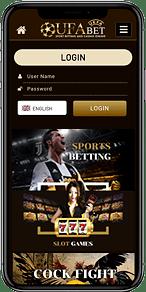 เว็บพนันออนไลน์ UFABET เล่นได้ทั้งพีซี และมือถือ